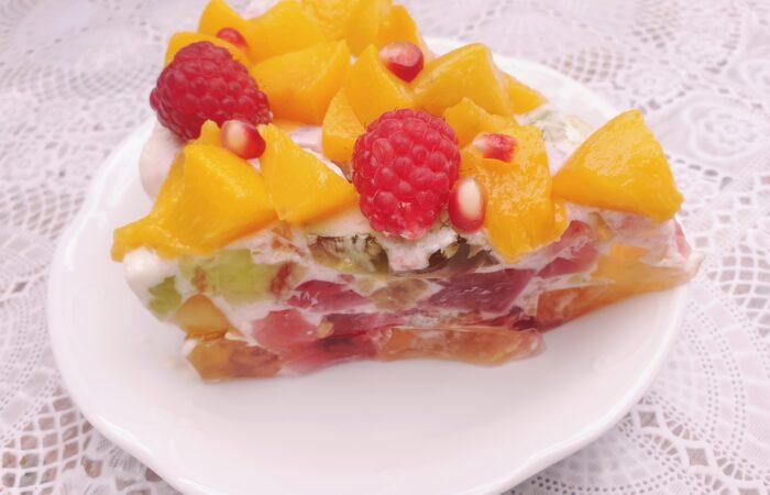 Tort galaretkowy