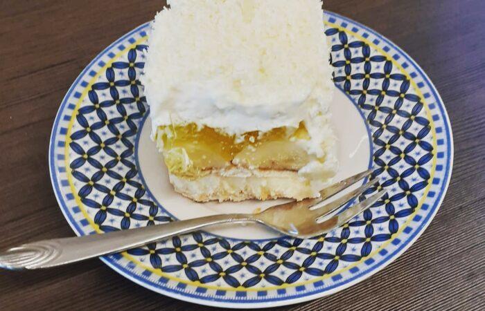 ciasto bananowo-kokosowe bez piecznia